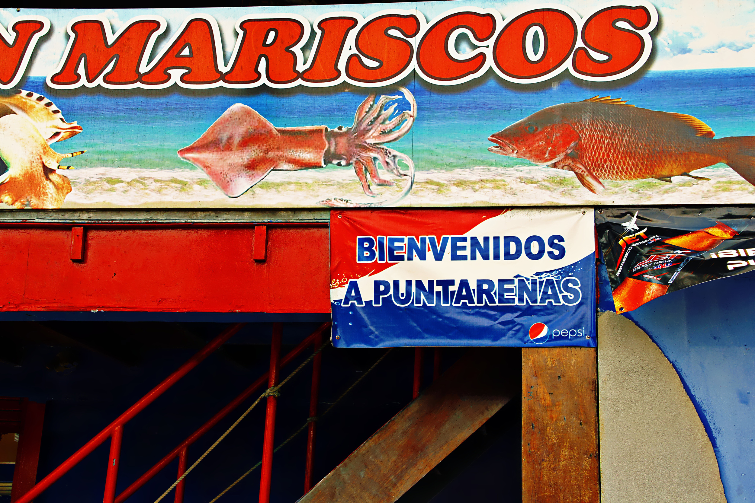 """""""Mariscos"""" Specialty of the House  L101"""