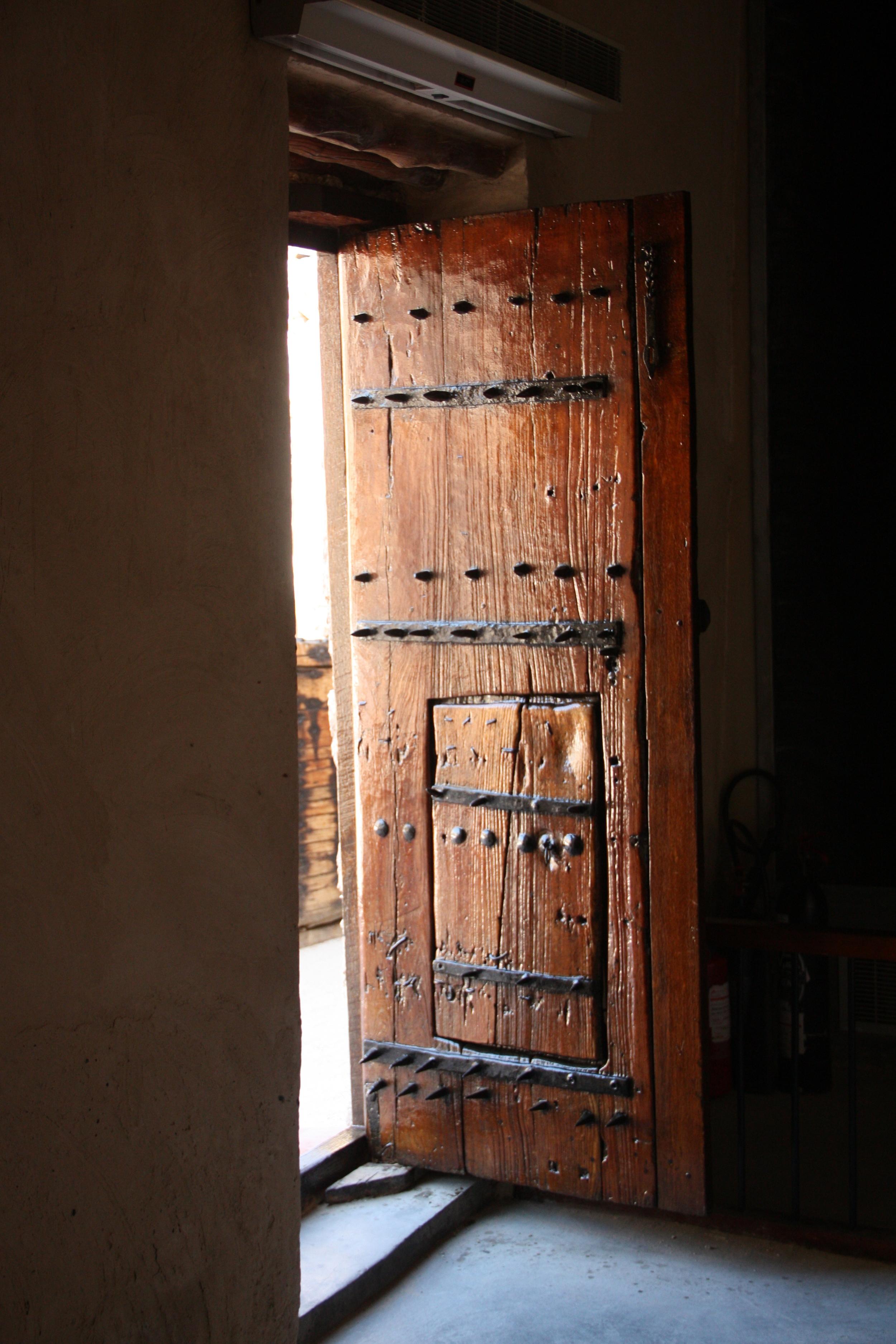 An Open Door  M101