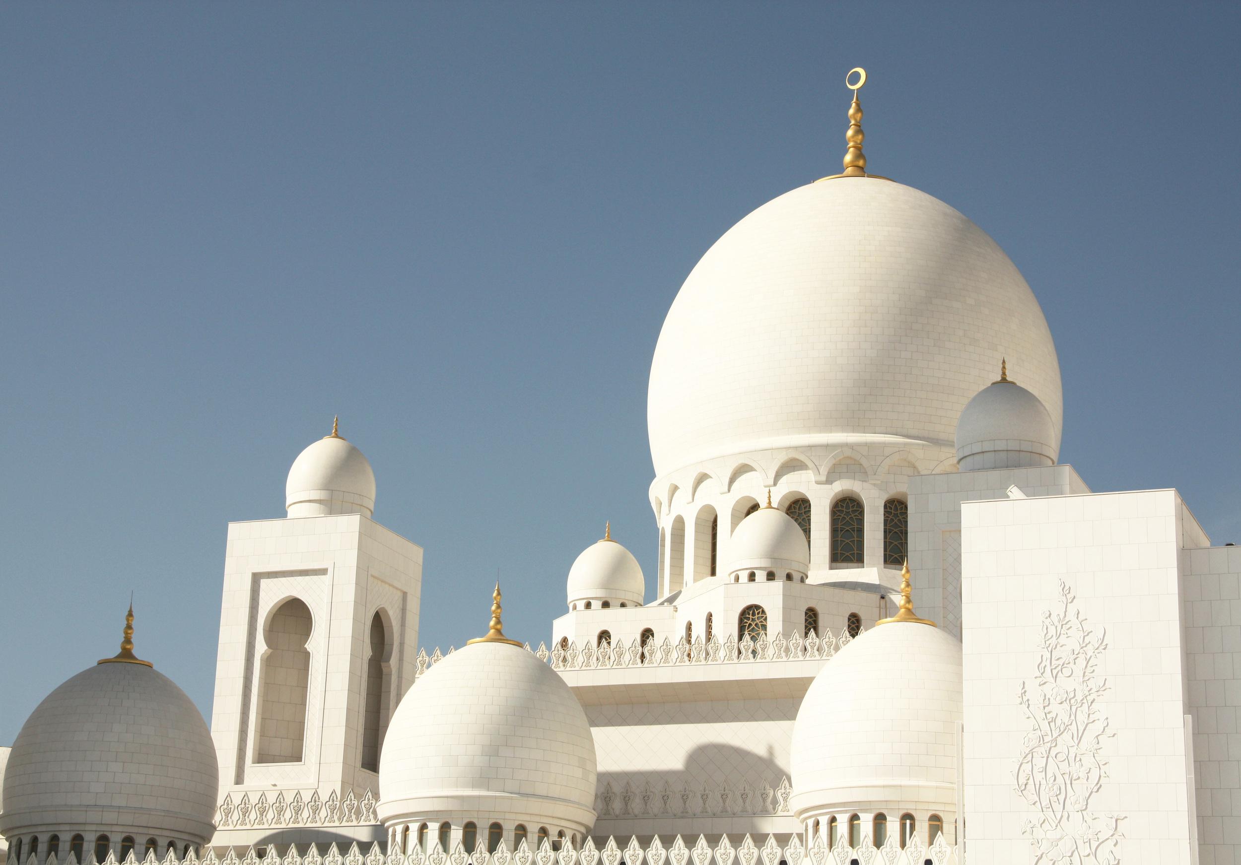 Sheikh Zayed Mosque I  M104