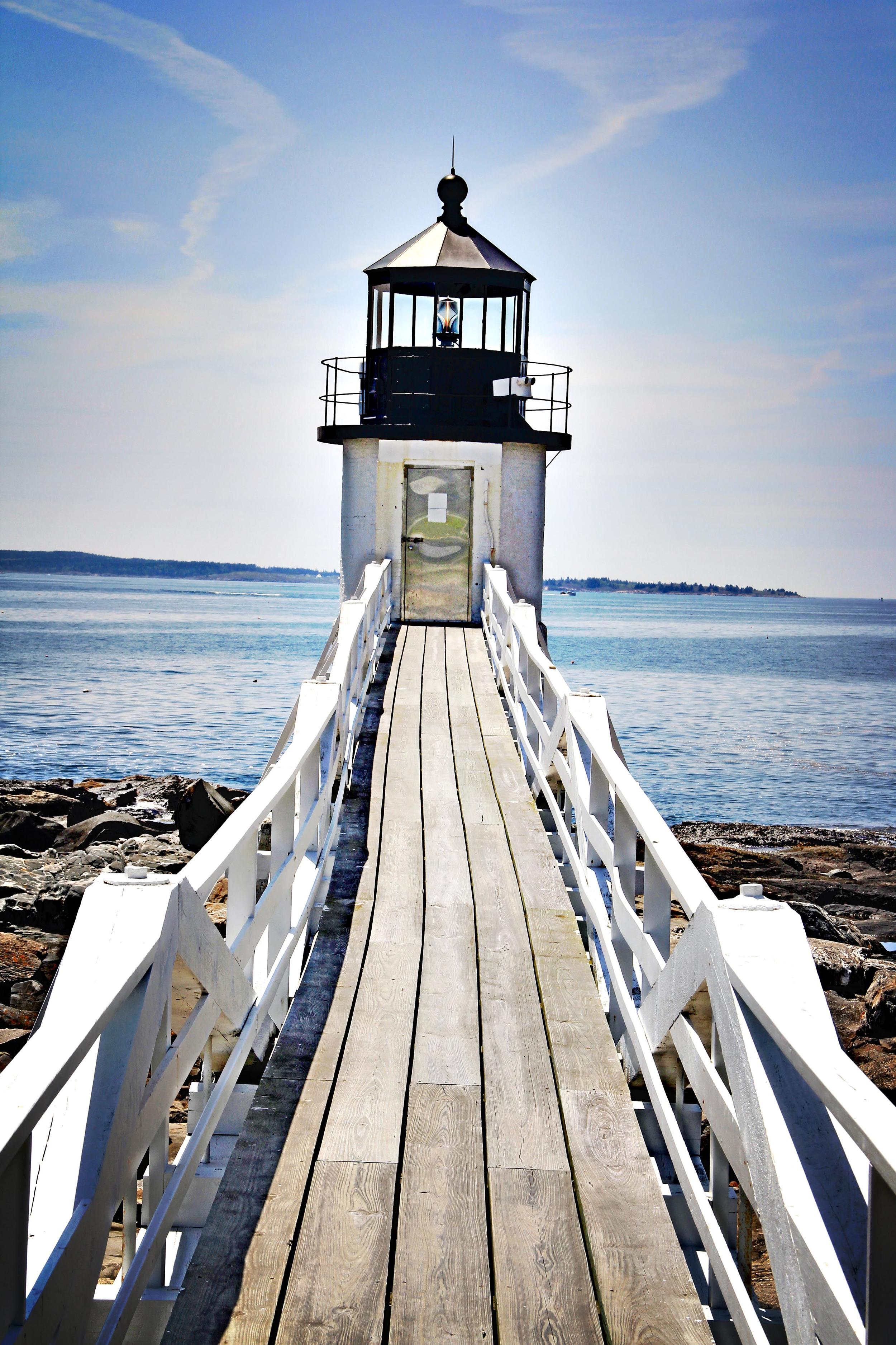 Maine Lighthouse  U101