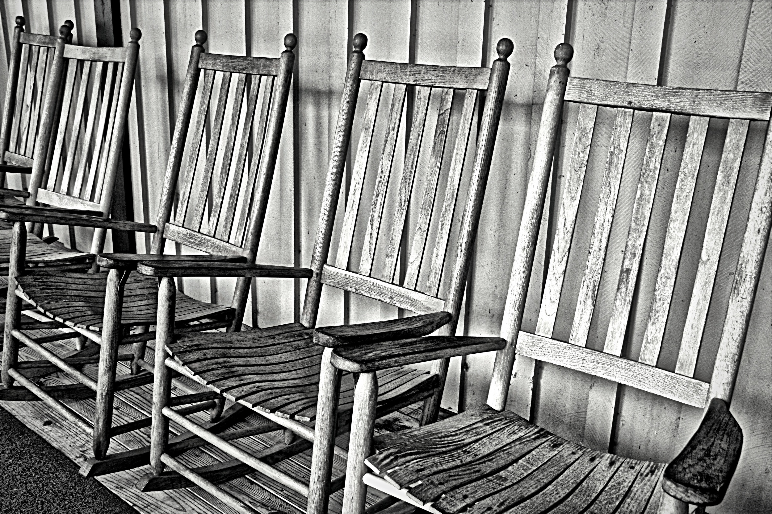 Chairs to Rock  B101