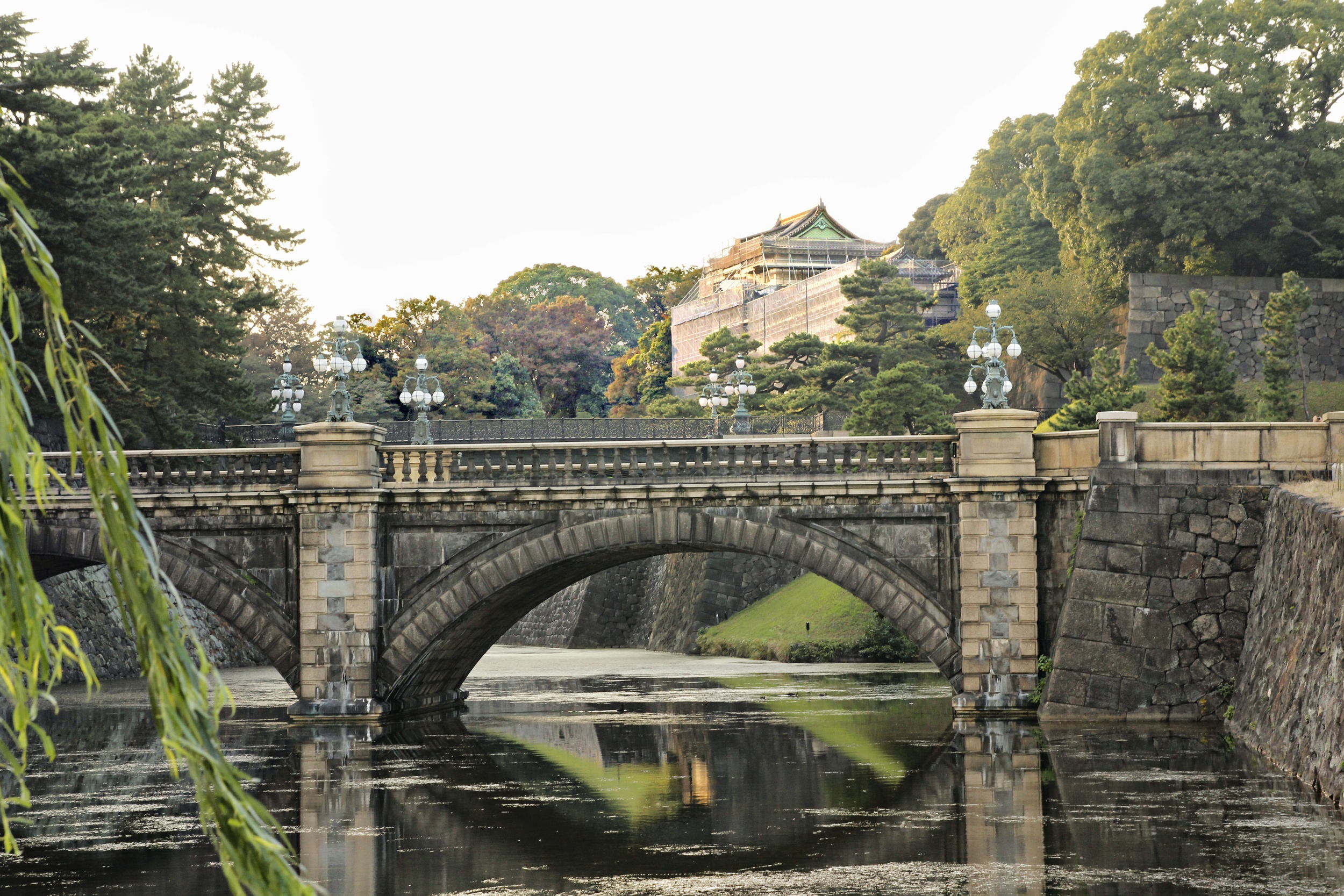 Bridge To the Imperial Palace  A111