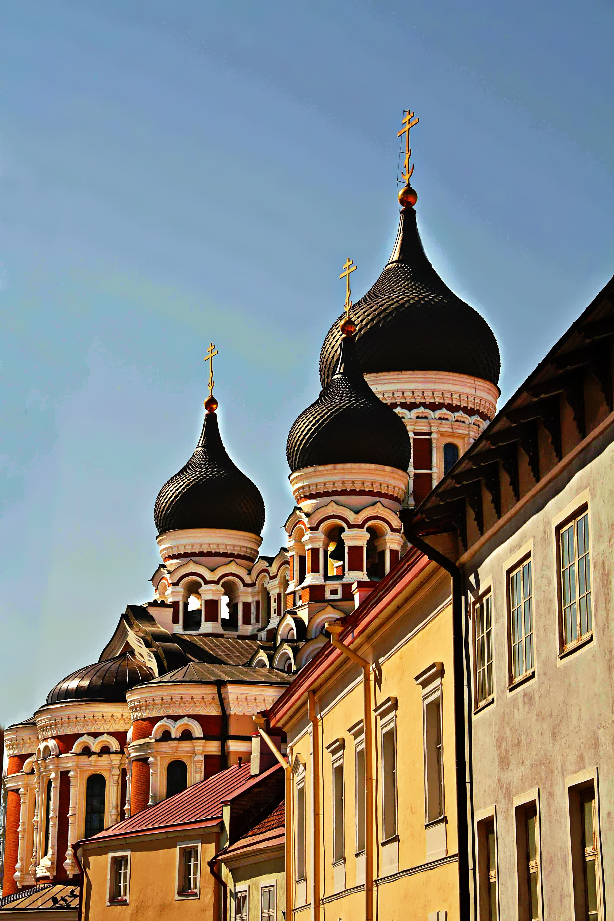 A View of Nevsky Orthodox Cathedral  E119