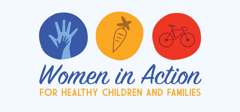 """Women in Action"" - Working in partnership with the United Way."