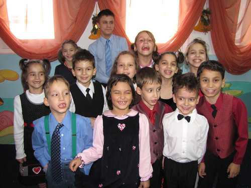 "The children from ""Deb's House"" in Romania were raised together as a large family."