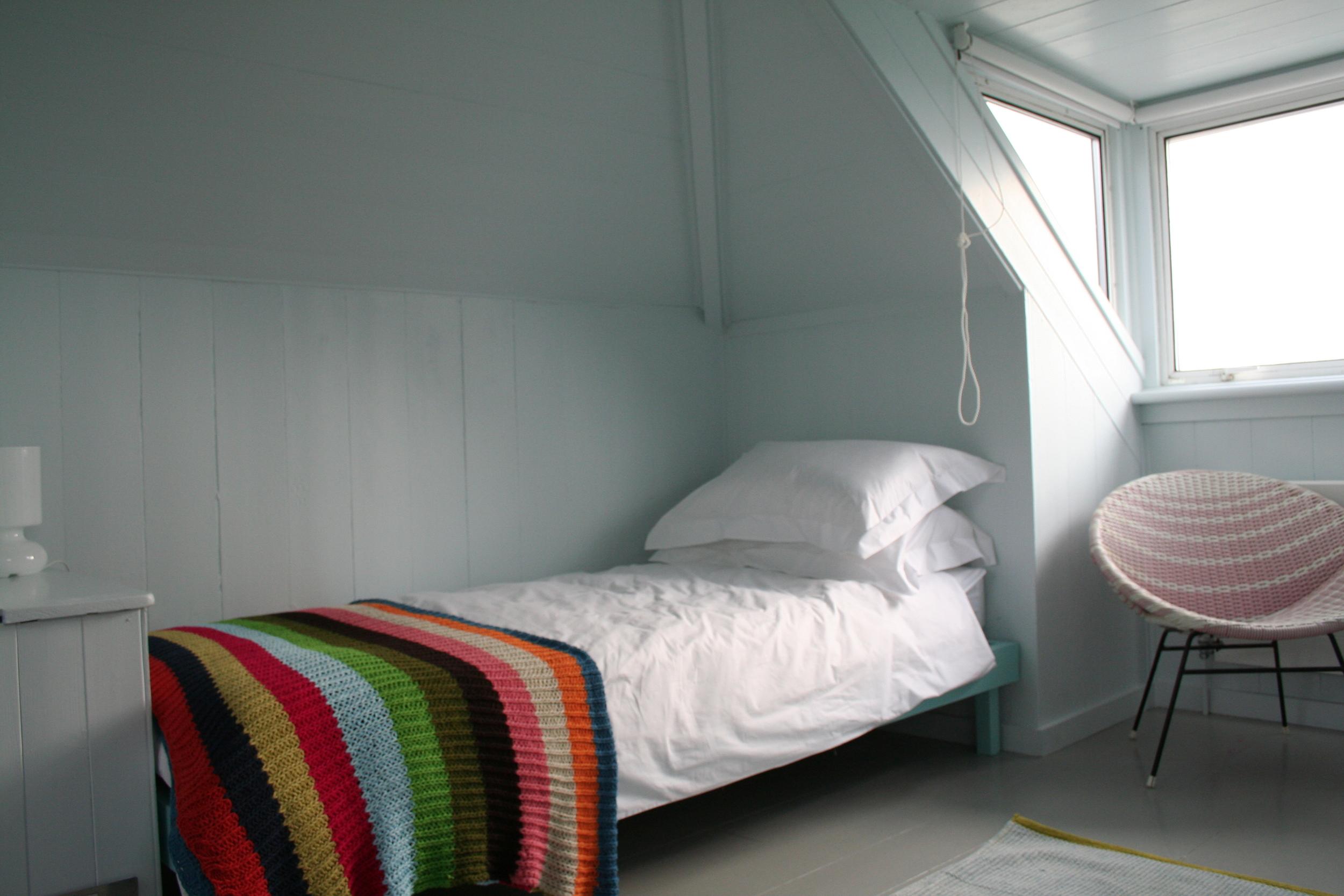 Single in attic