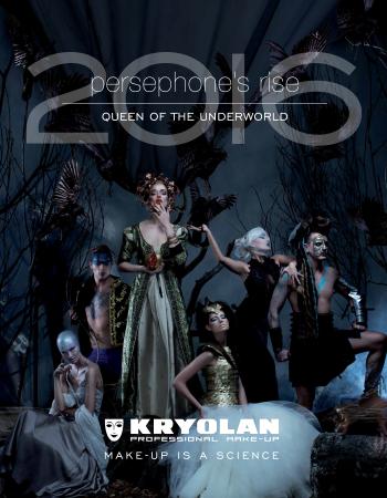 Kryolan 2016 Calendar