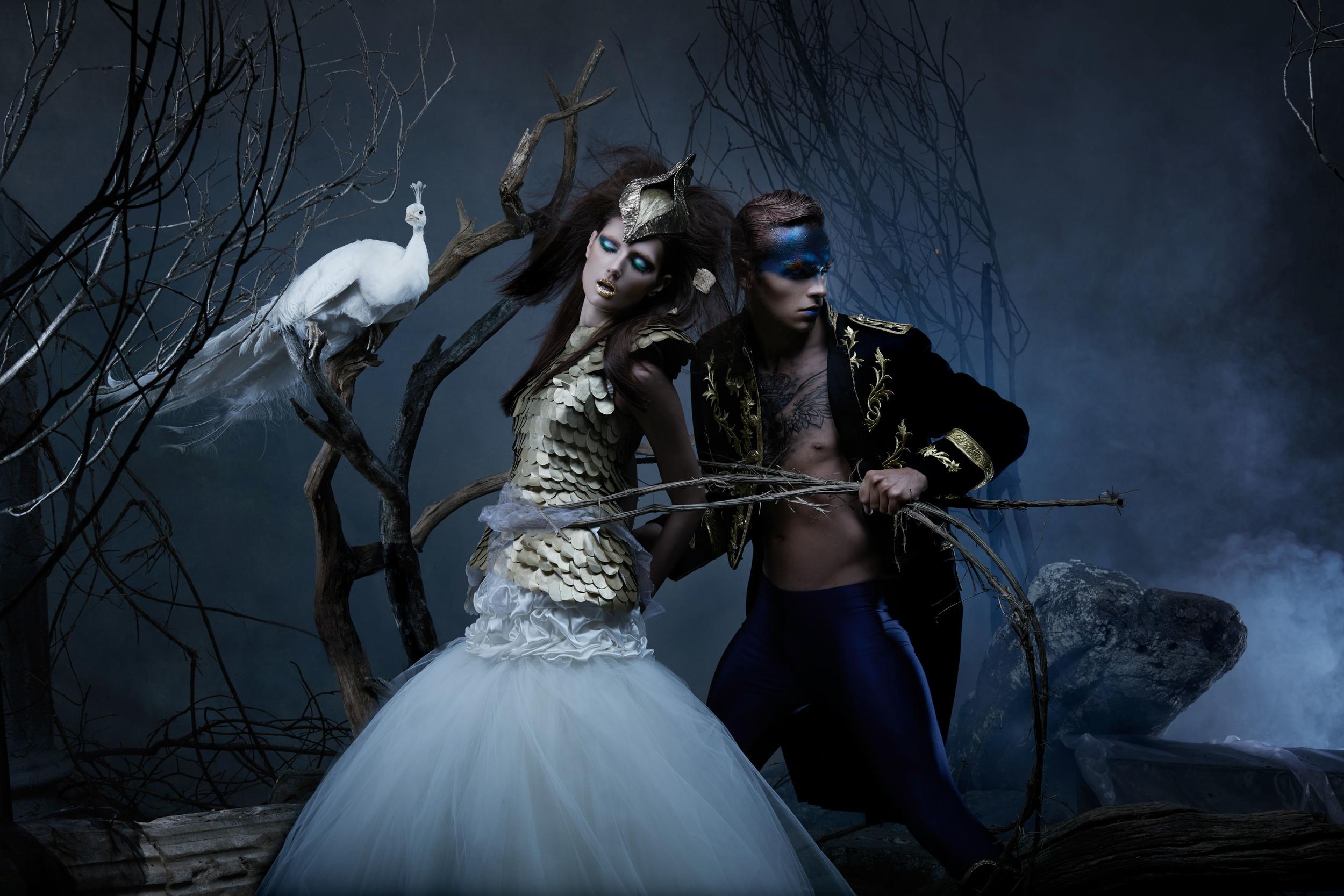 Kryolan Campaign Photographer: Camille Sanson