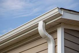 Seamless Aluminum - While the seamless gutters do not leak since there is no presence of seams. The various sections join together only at the outside and inside corners. It comes in various colors and two most popular sizes; 5 inch and 6 inch.