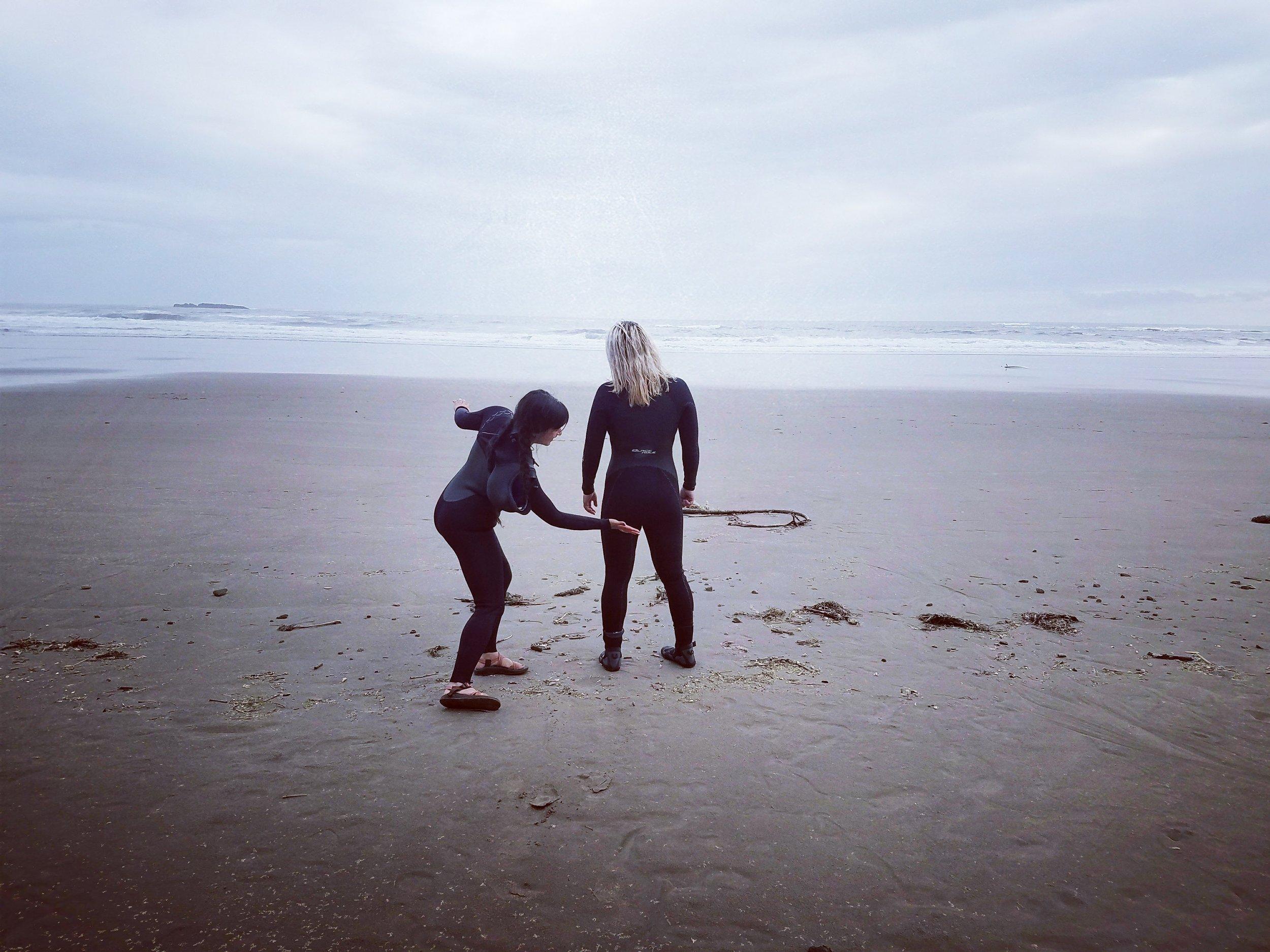 That surf lifffe.