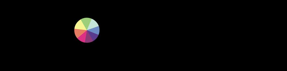 Alternative letter logo.