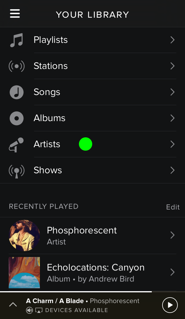 albums - should be 1 (mobile).PNG