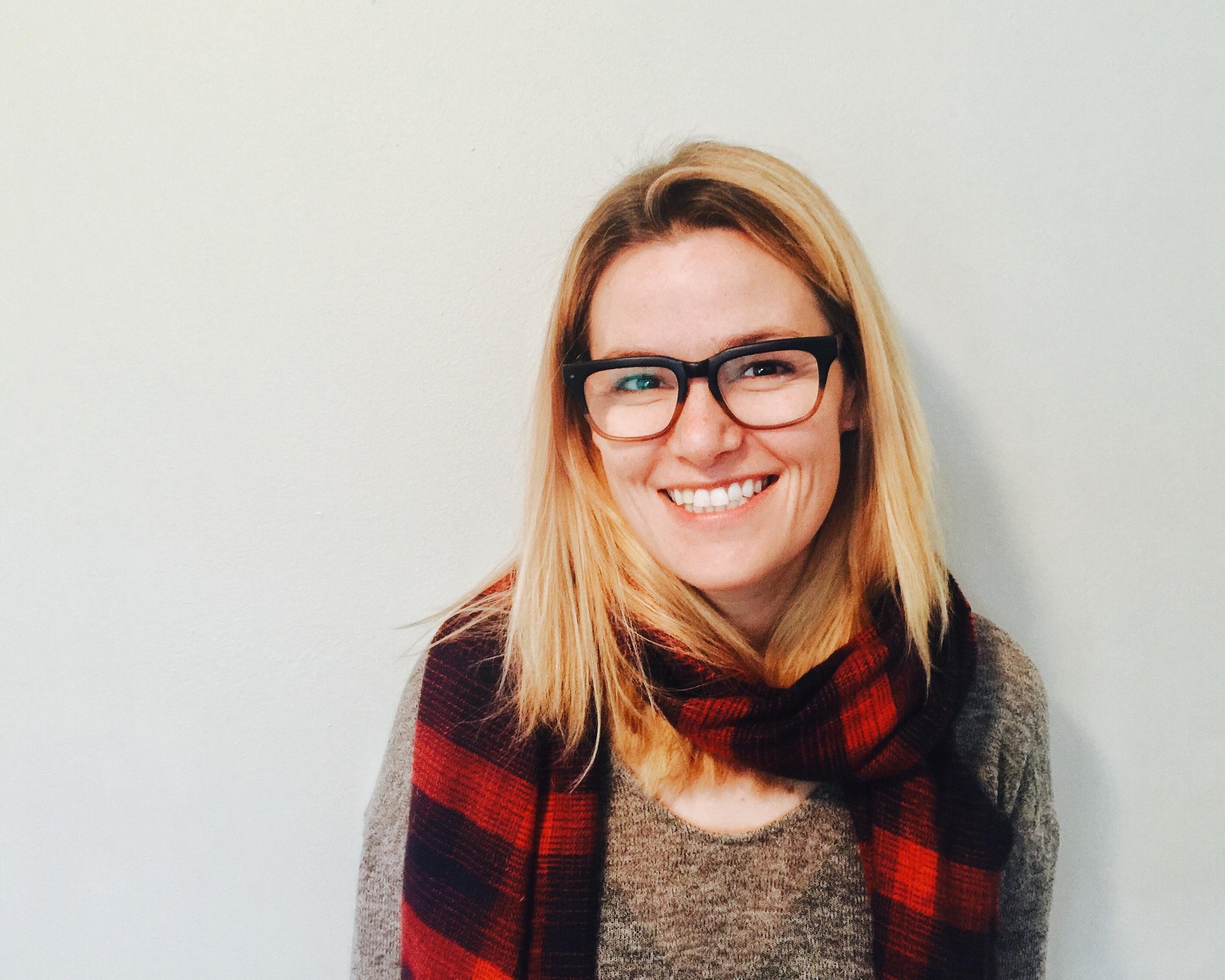 Sarah Nagle,Senior Manager for Design Insights at REI