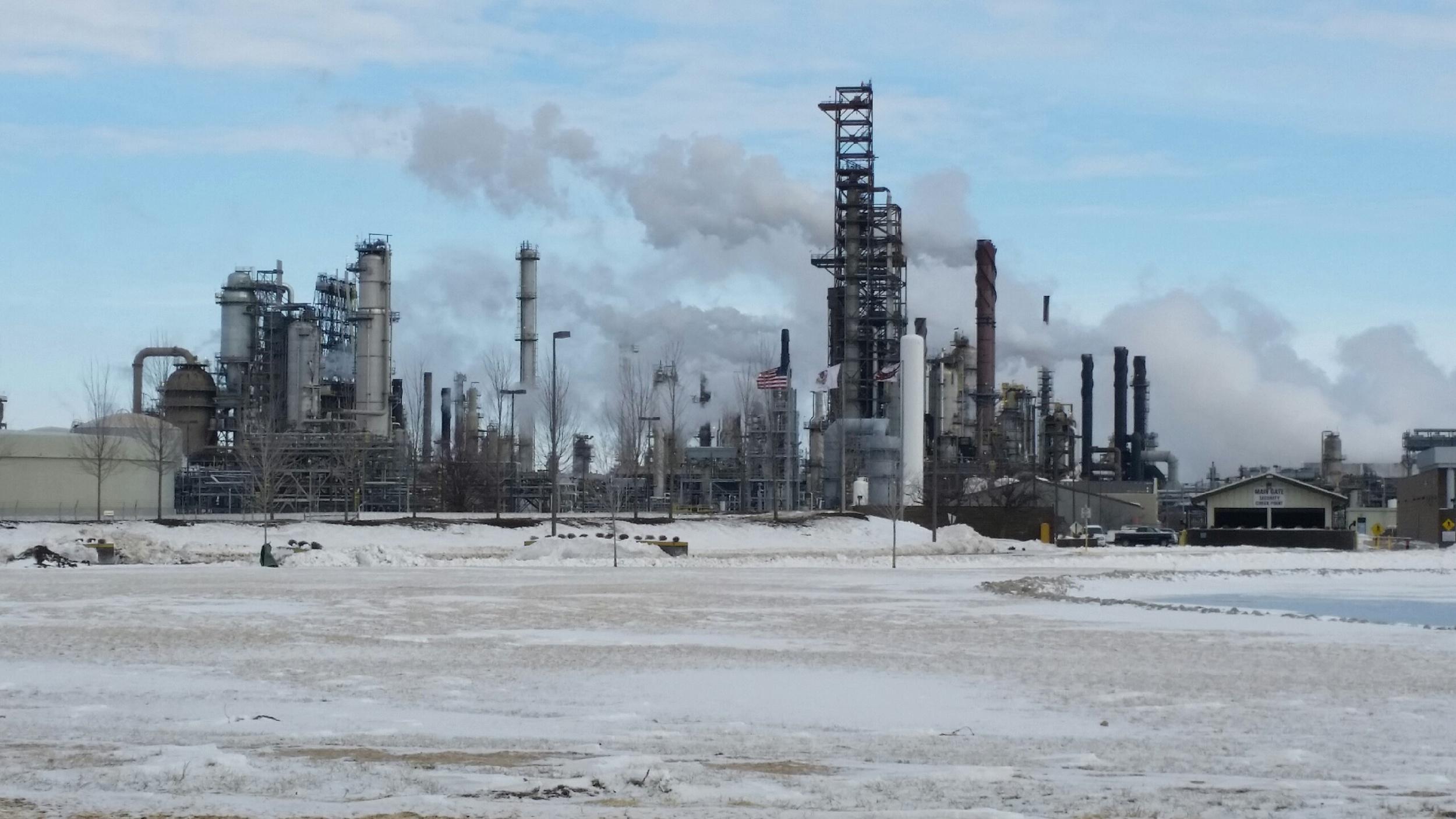 Exxon/Mobil Refinery - Channahon, IL