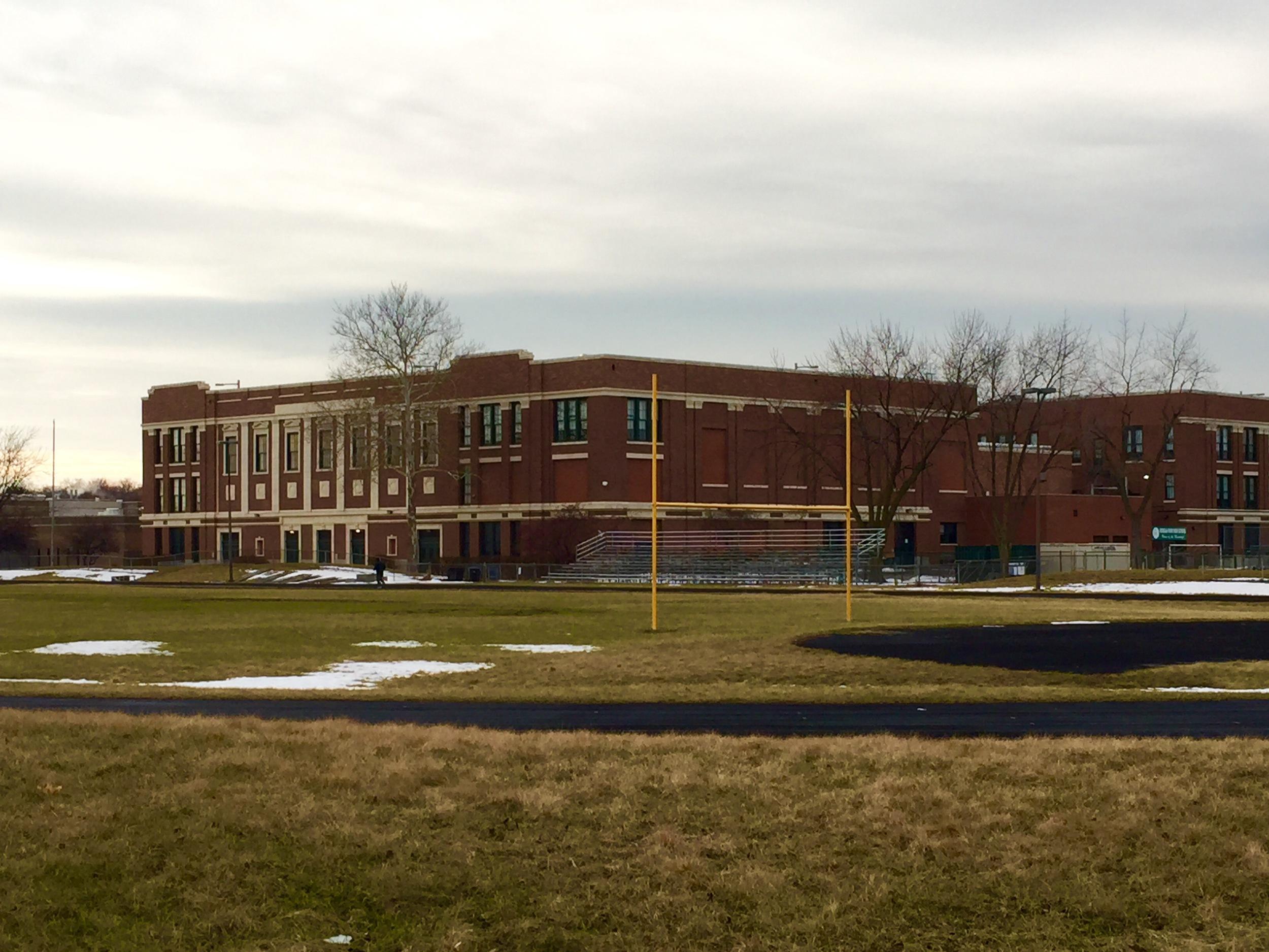 Morgan Park High School - Chicago, IL