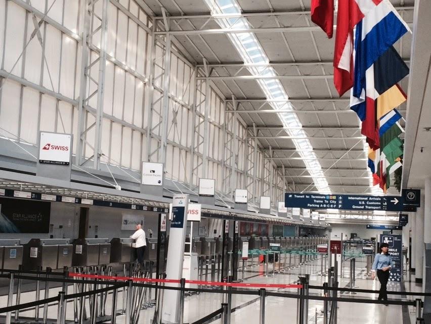 ORD-Terminal 5 International Terminal