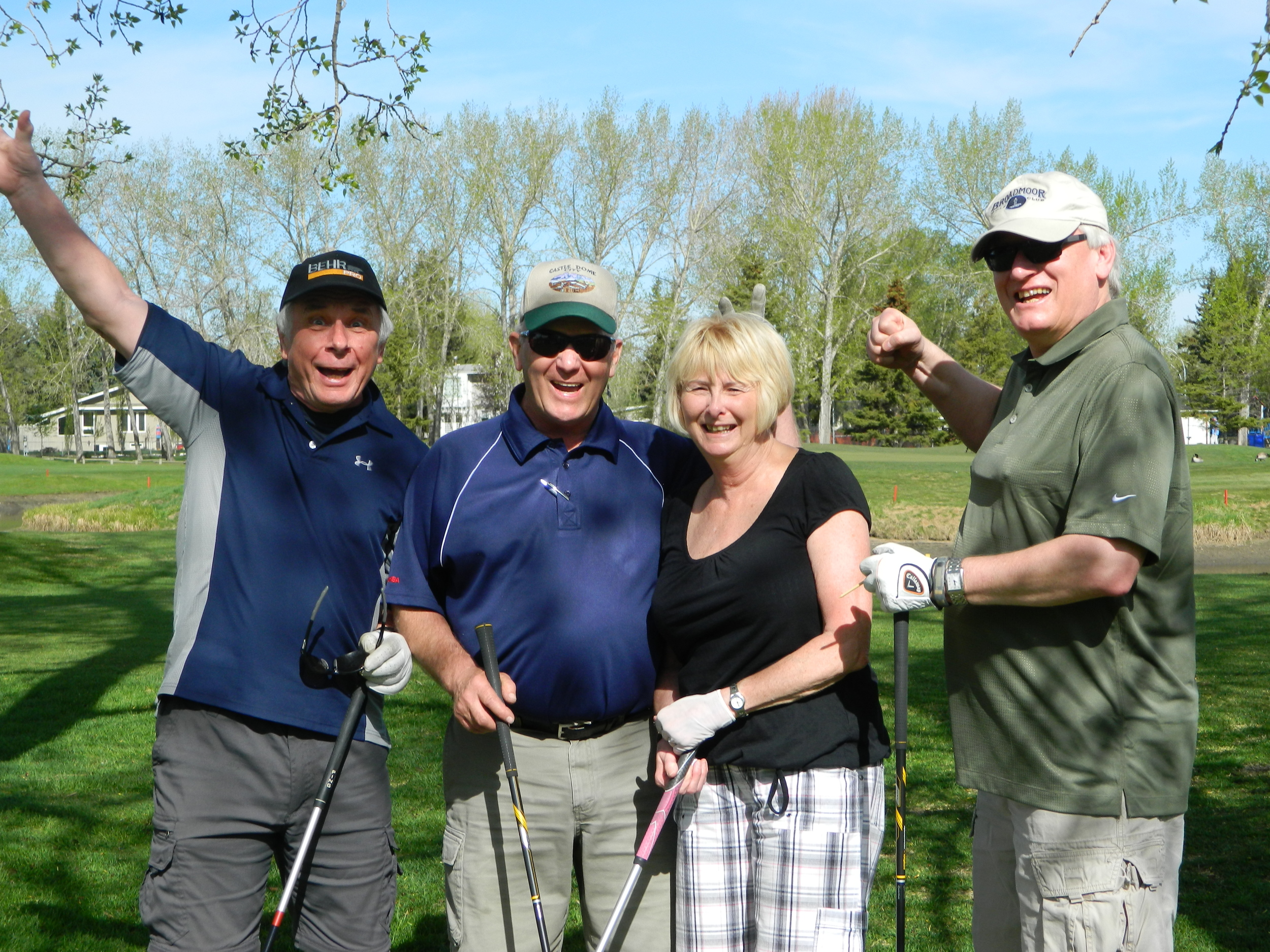 Friends of the Foundation Golf Tournament