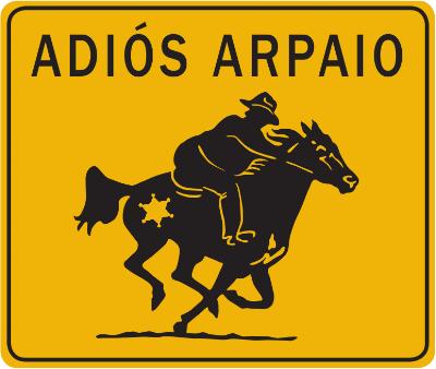 Adios Arpaio sign logo.png