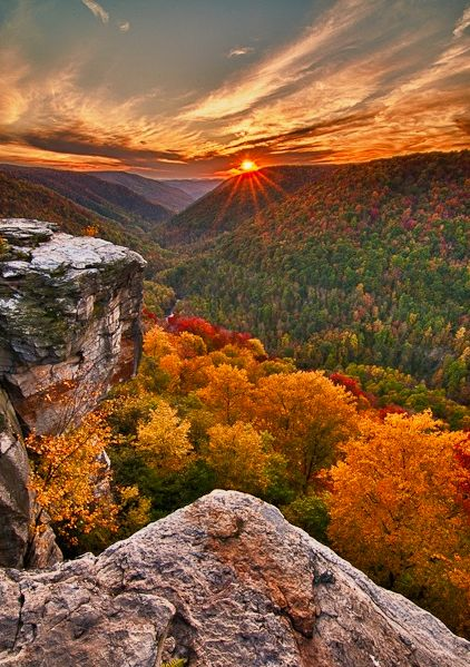 Blackwater Falls State Park: Photo credit: RoadTrippers.com