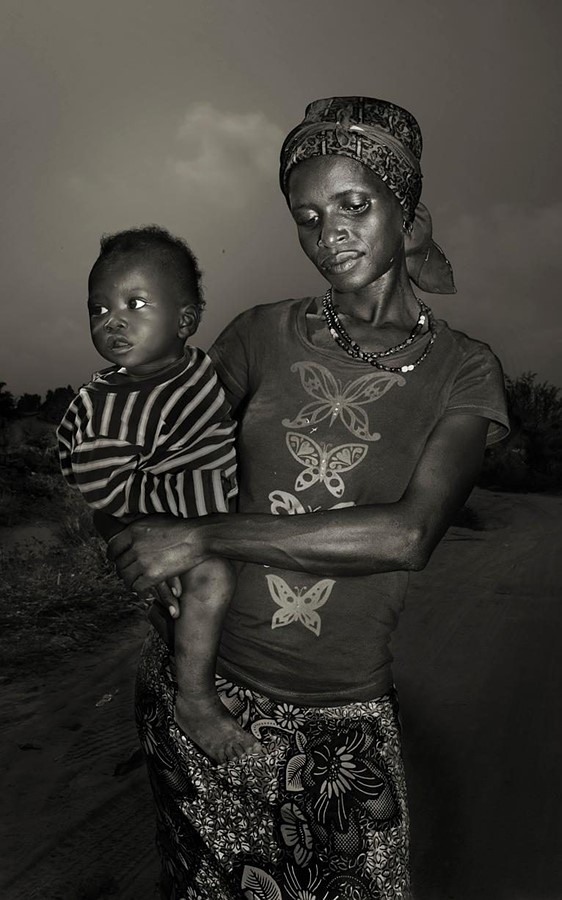 Marcello Bonfanti - Ebola Survivors. 1st Place, Portrait