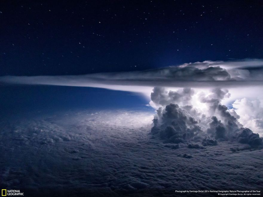 """Pacific Storm."" Photo credit: Santiago Borja"