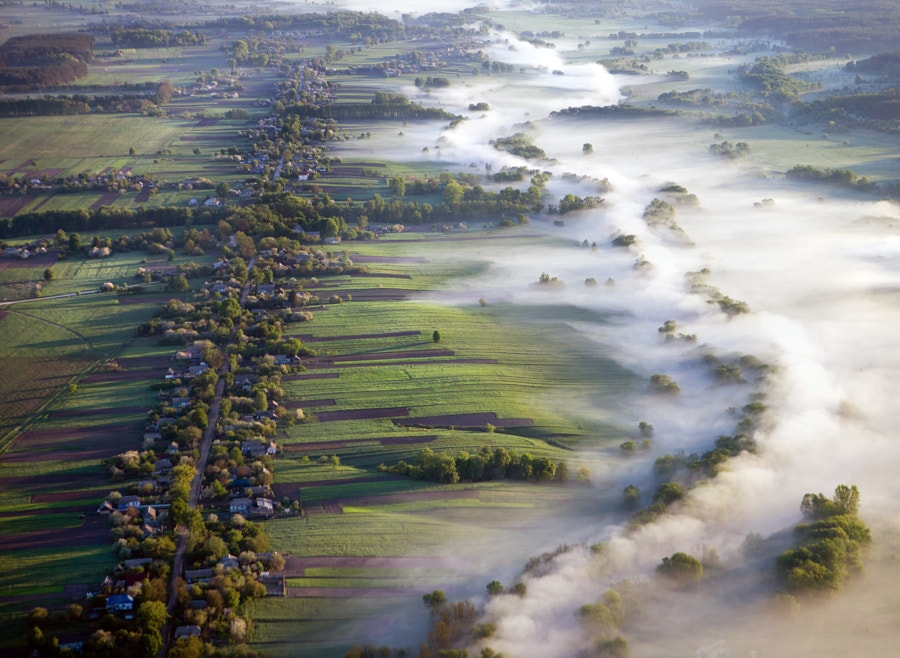 Photo credit:Birds Eye View.by Volodymyr Zinchenko