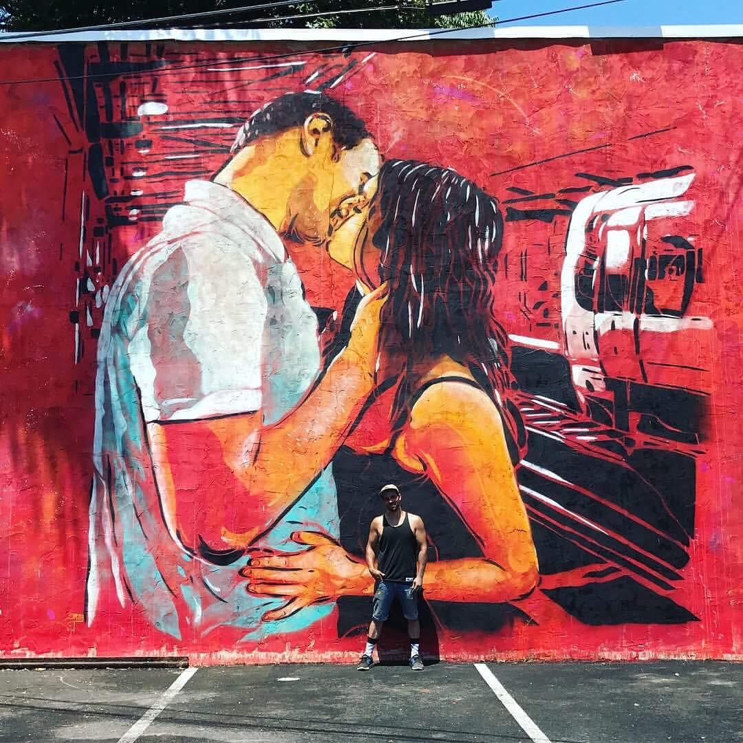 Photo courtesy Sprocket Mural Works
