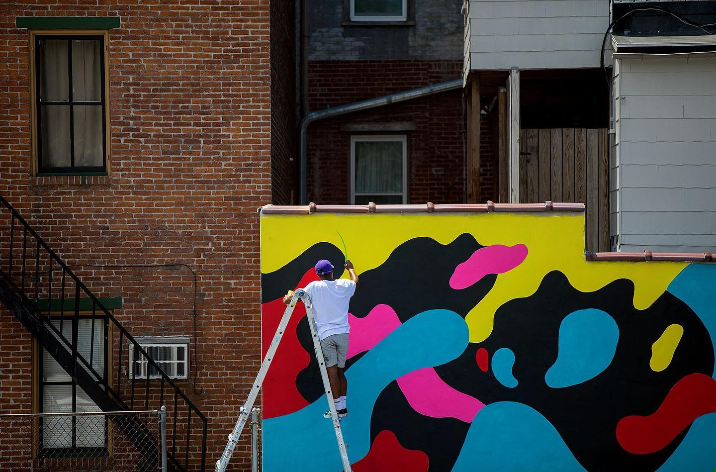 Photo courtesy of Sprocket Mural Works. Credit: Sean Simmers