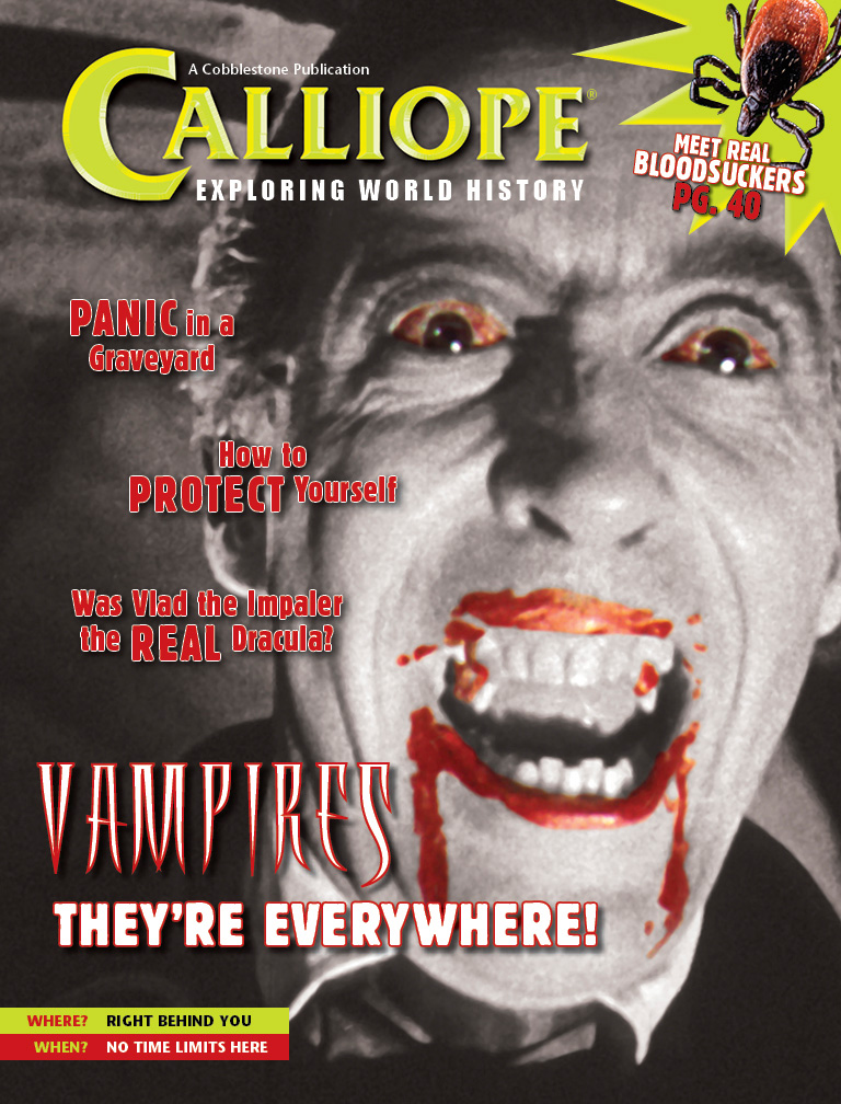 Vampires, They're Everywhere!