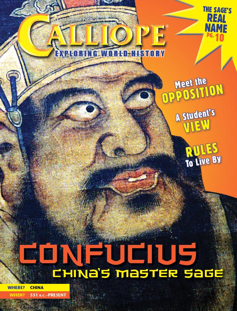 Confucius, China's Master Sage