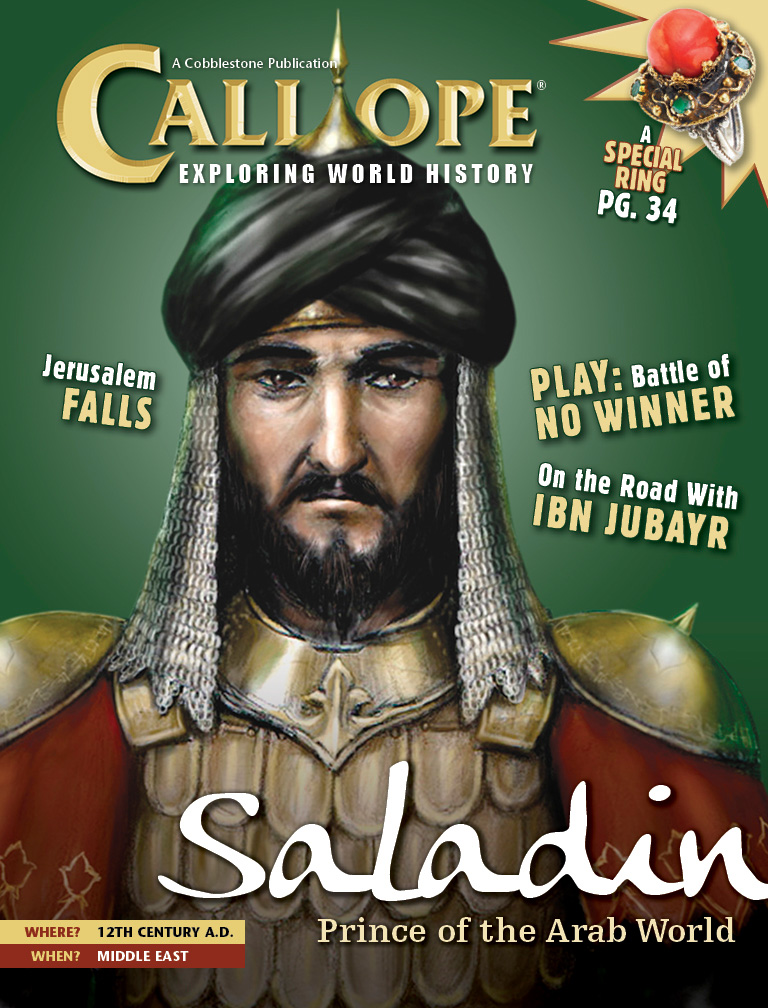 Saladin, Prince of the Arab World