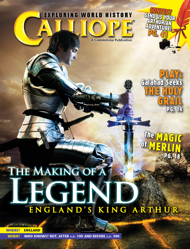 The Making of a Legend, England's King Arthur