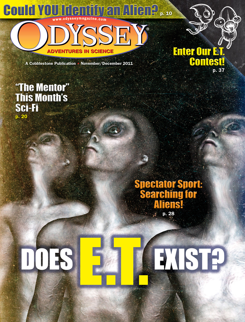 Does E.T. Exist?