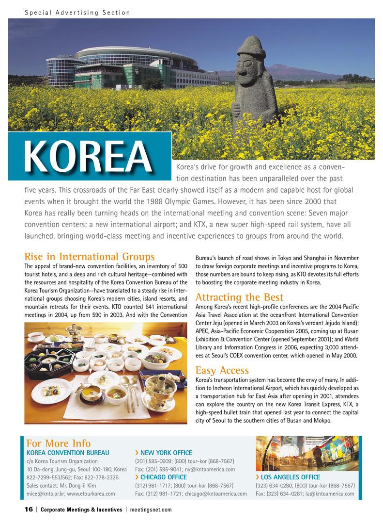 Korea Advertorial