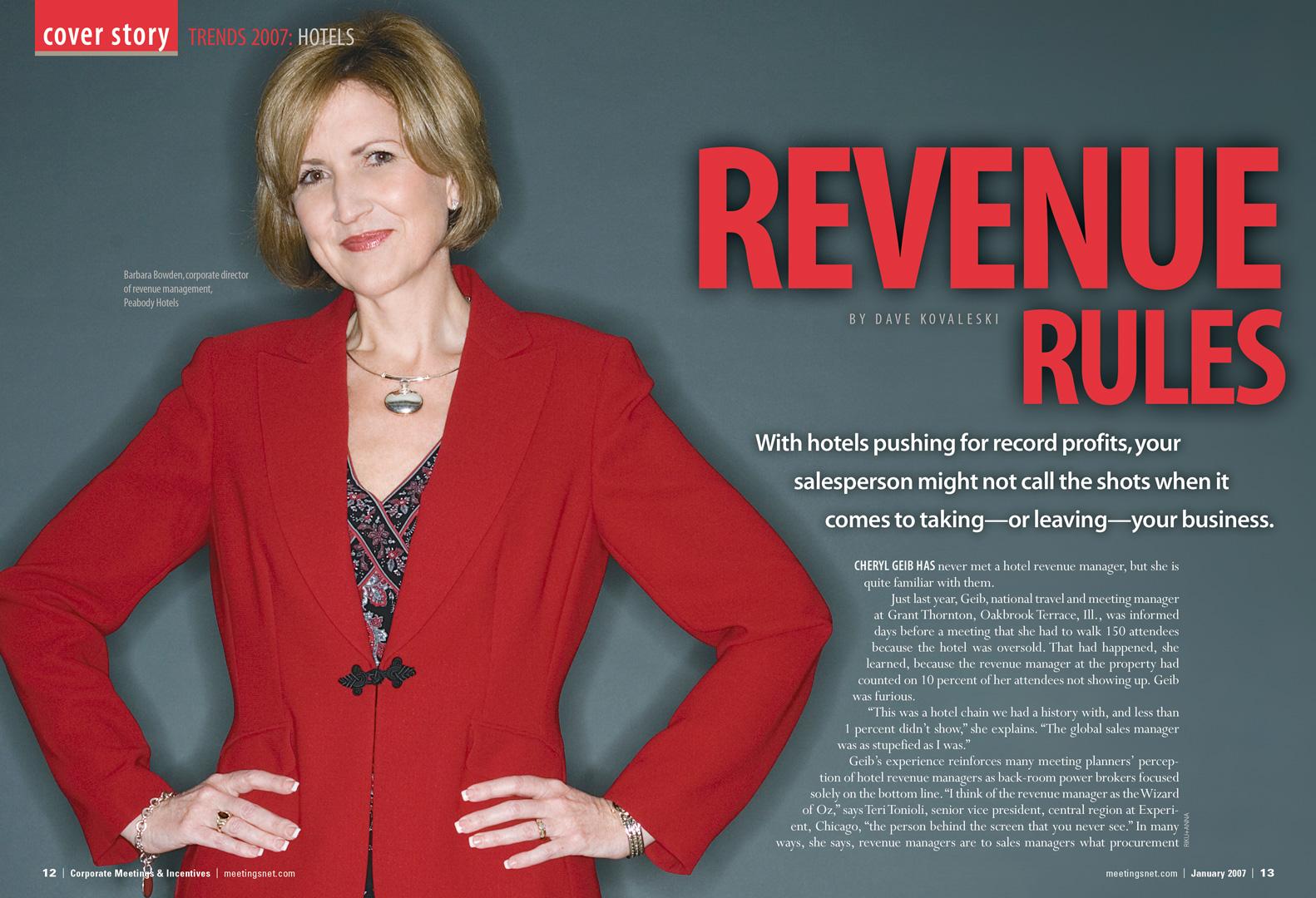 Revenue Rules