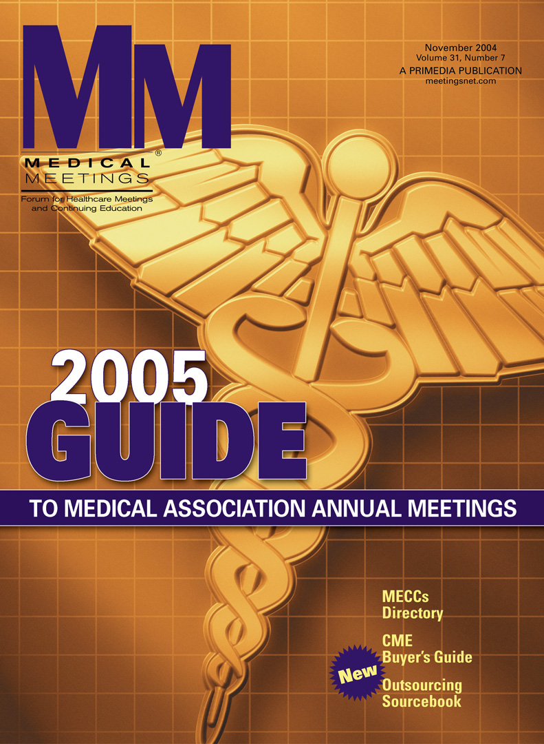2005 Guide to Medical Association Annual Meetings