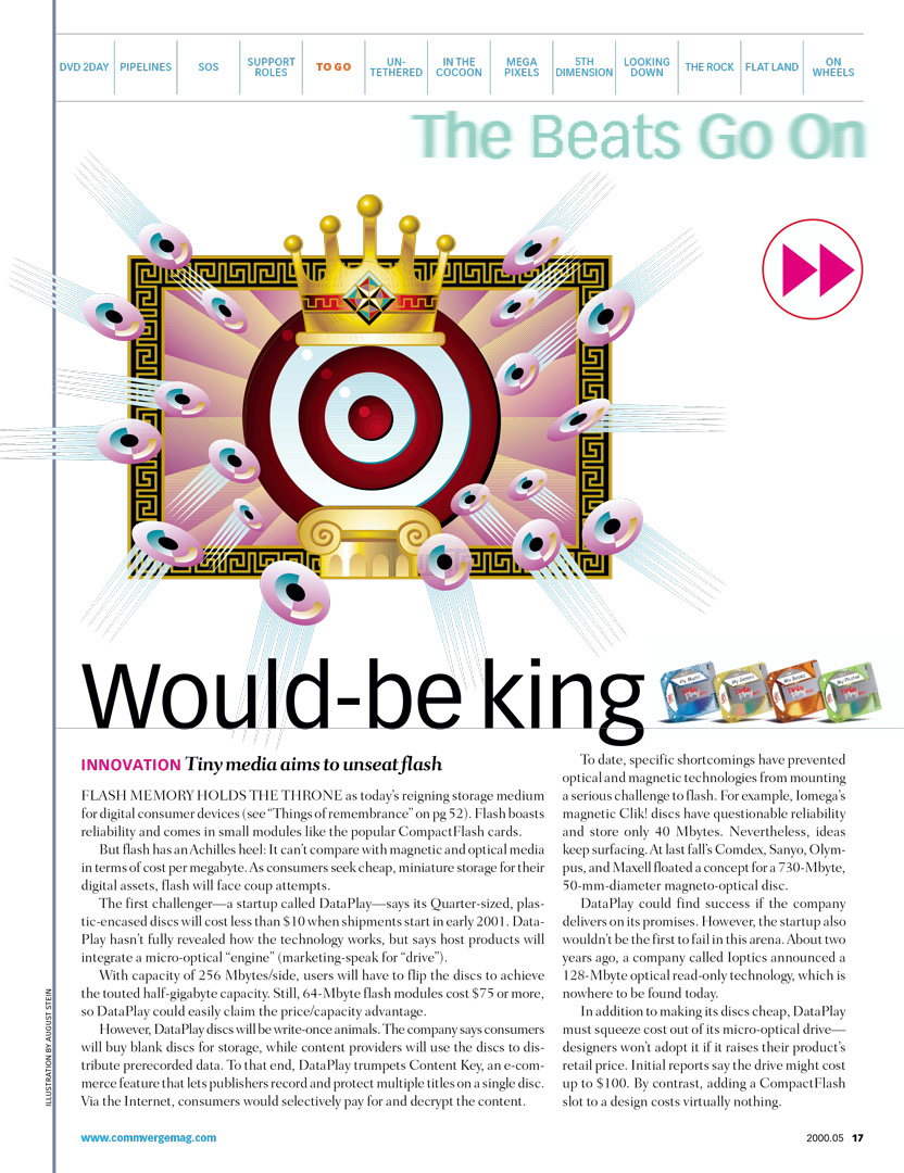 Would-be King