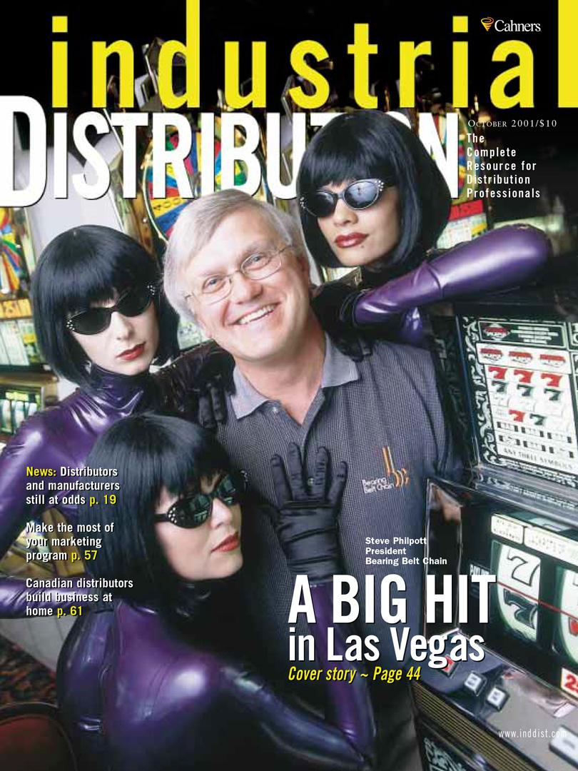 A Big Hit in Las Vegas
