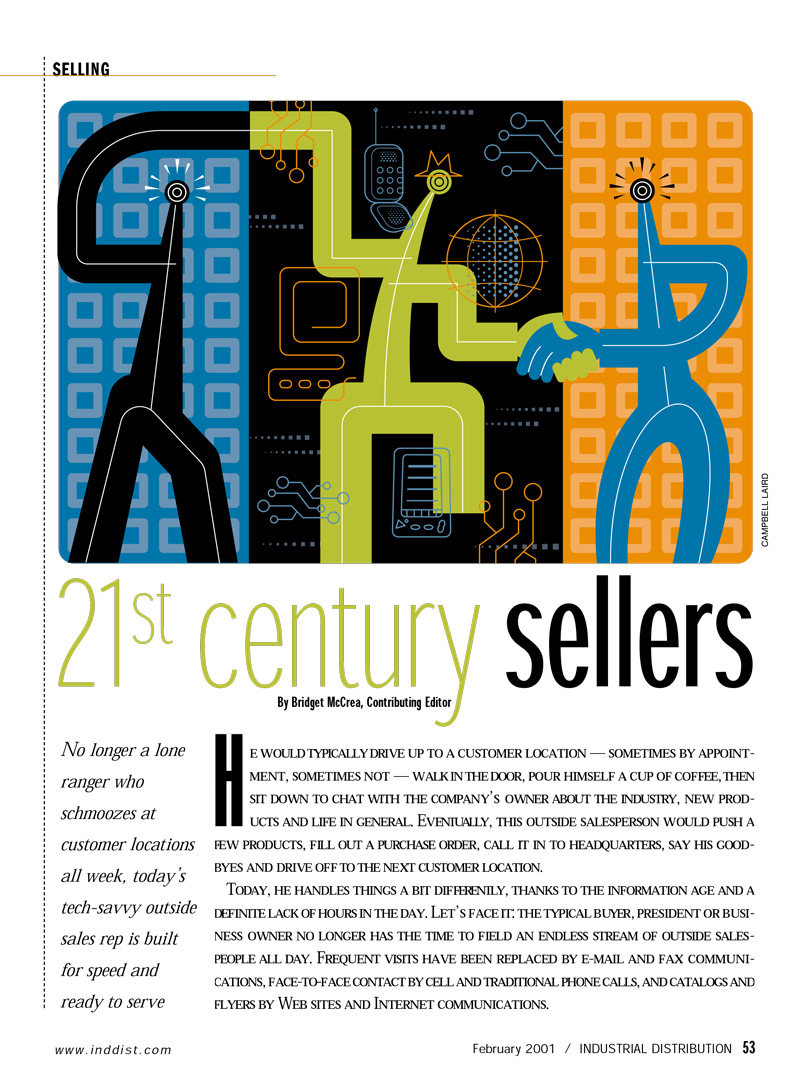 21st Century Sellers