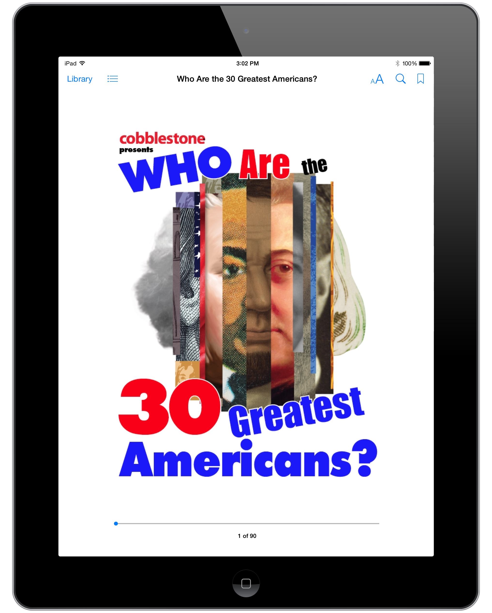 Who Are the 30 Greatest Americans?