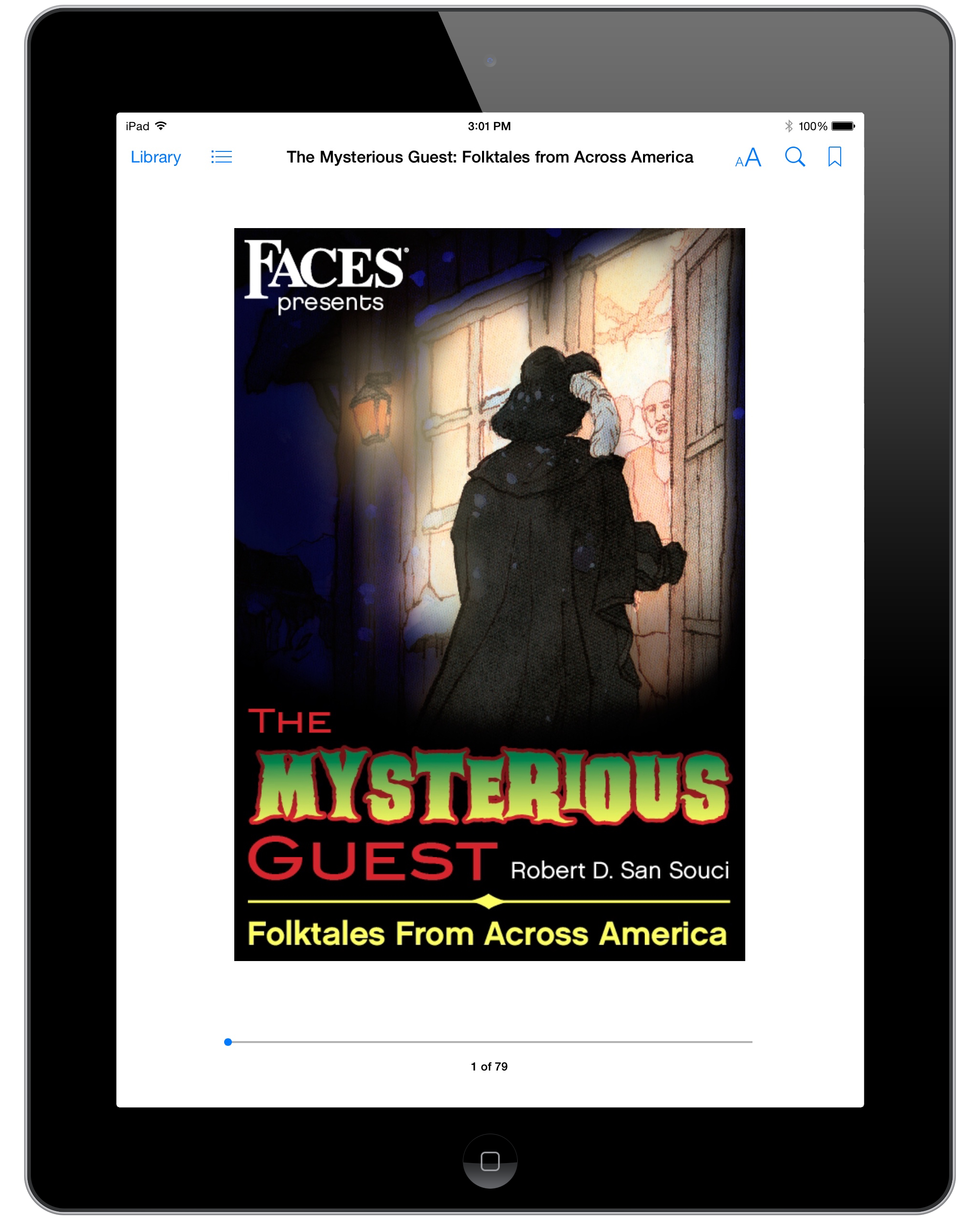 The Mysterious Guest