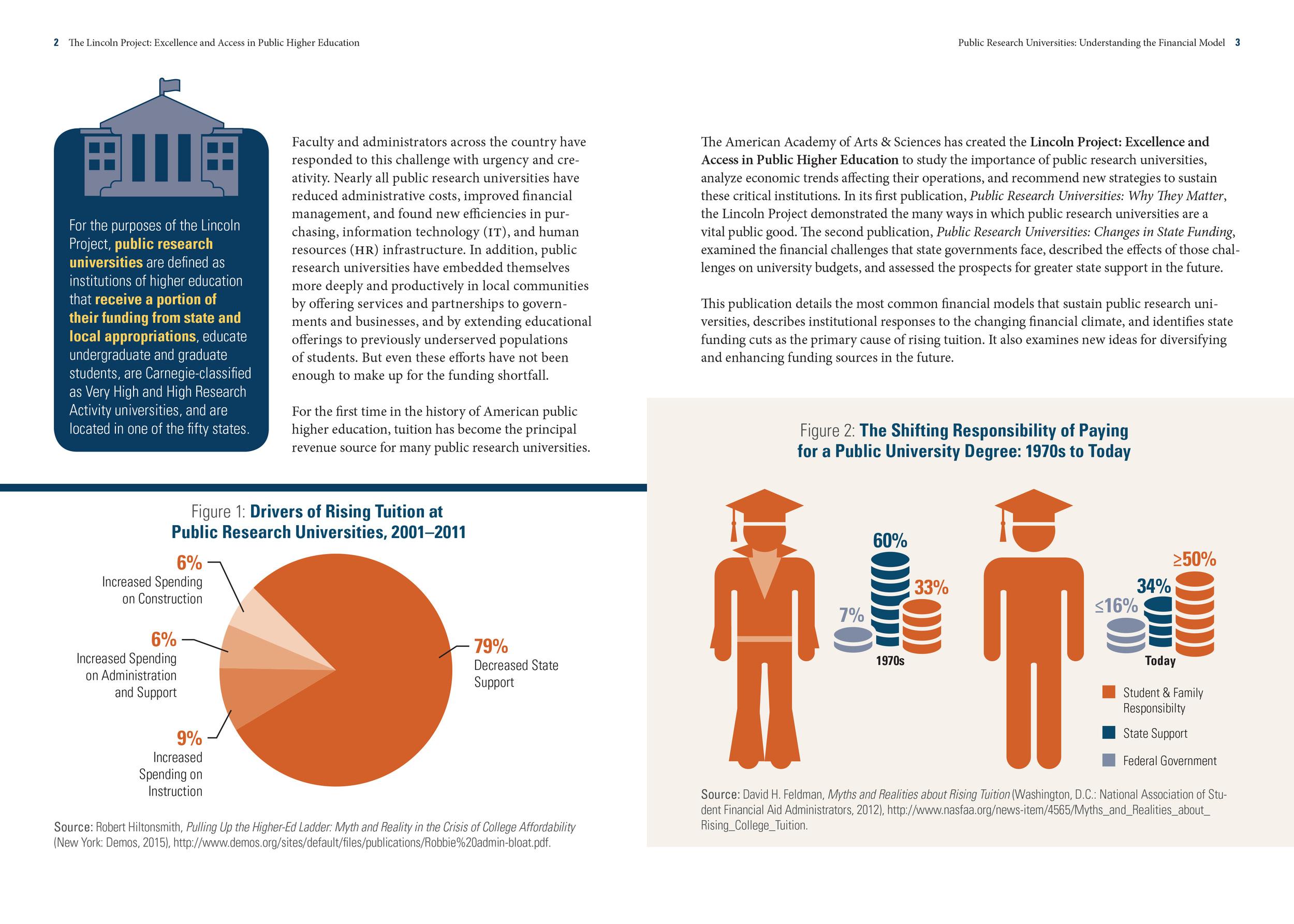 Public Research Universities: Understanding the Financial Model