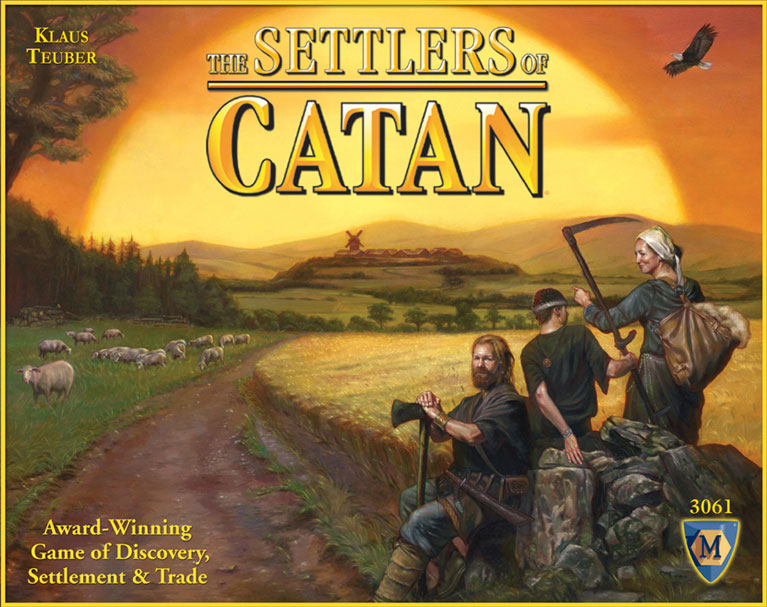 Entry Strategy: Settlers of Catan