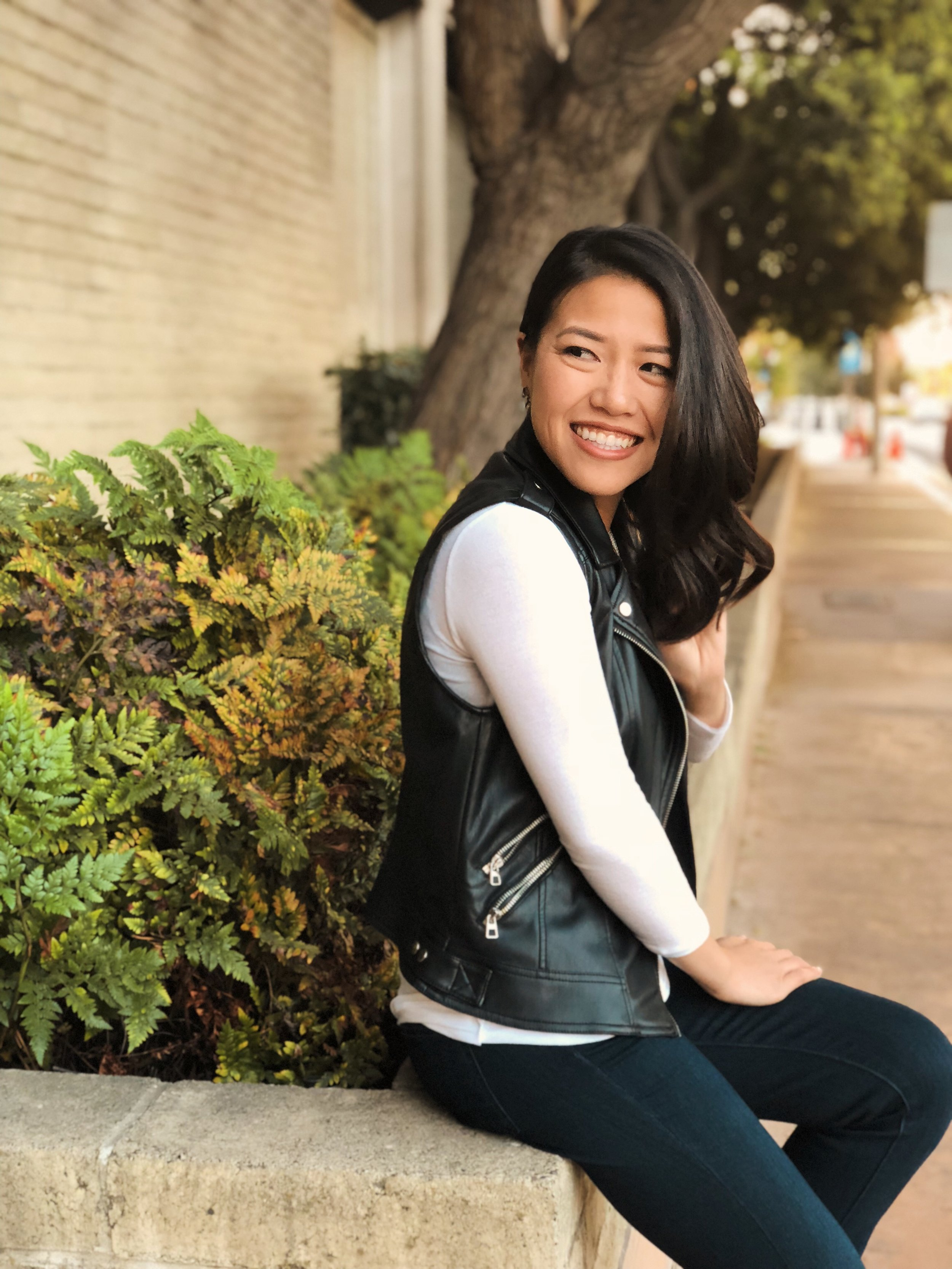 The Coffeehouse Invite - Kat Kuan (Personal Stylist)