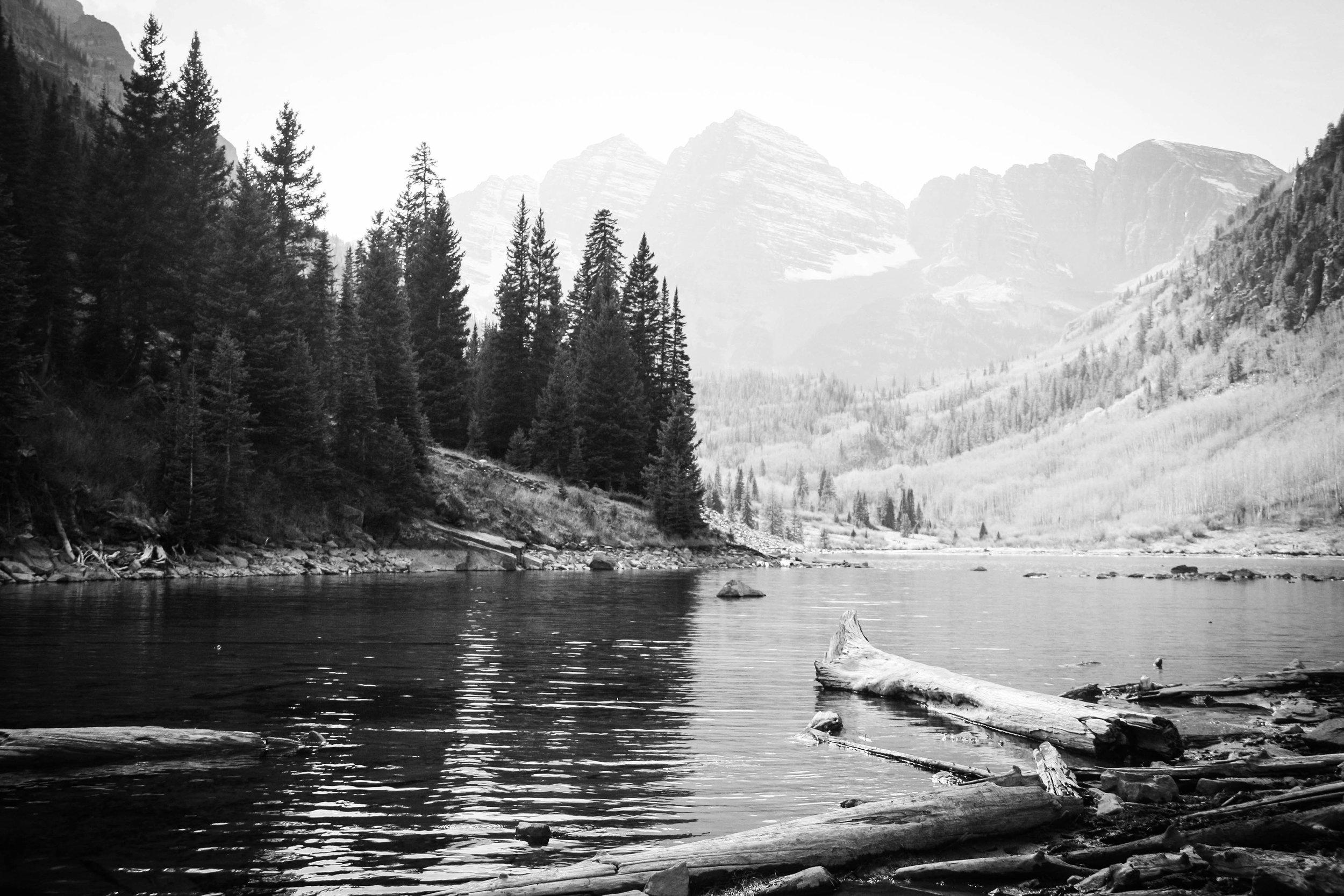 Image Title: Maroon Bells, Aspen CO