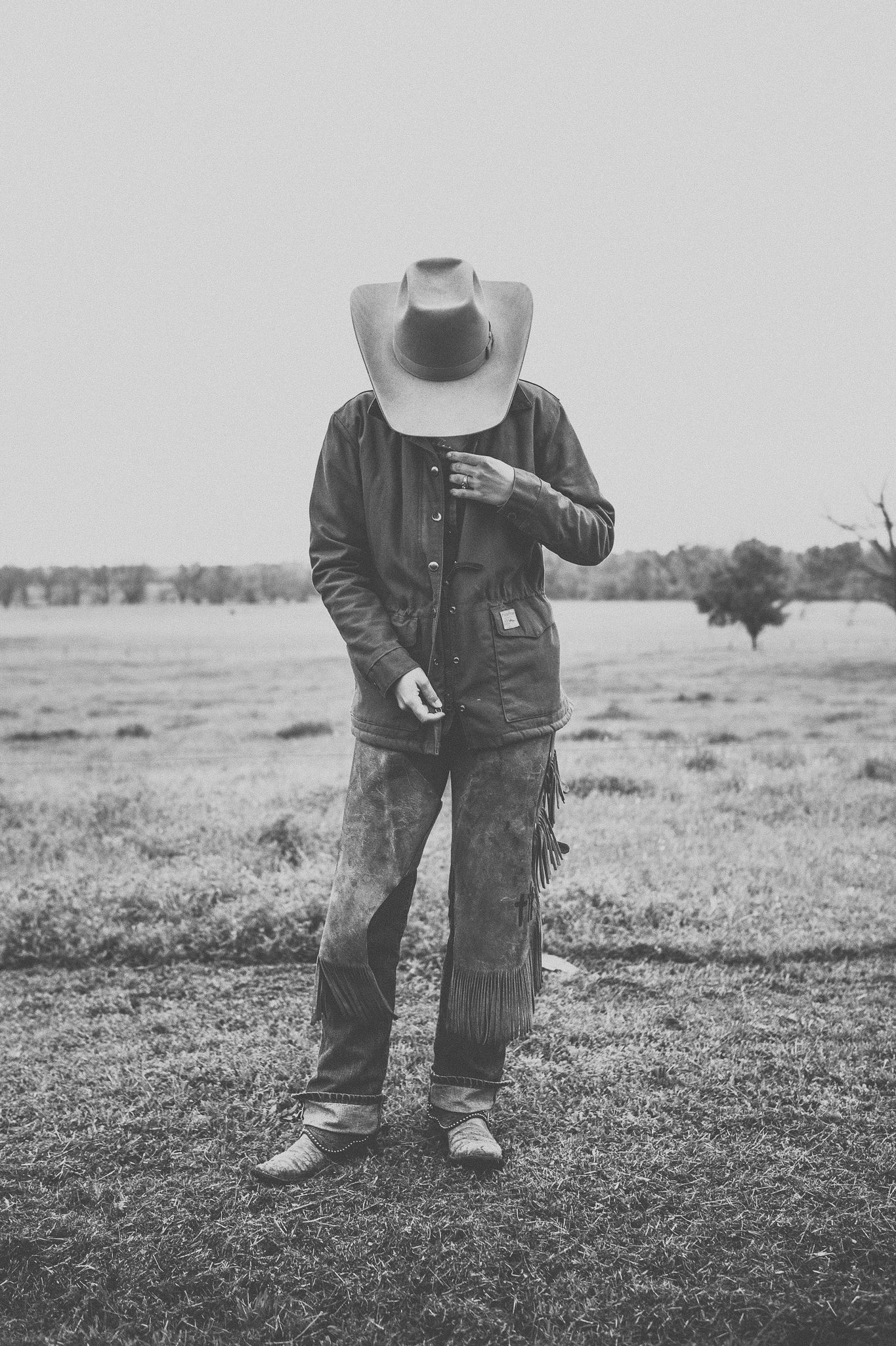 Image Title: Cowboy Way