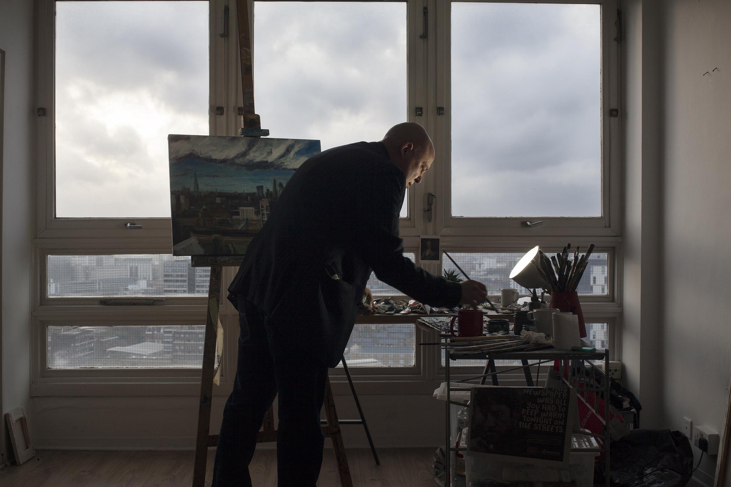 Paul Sakoilsky 2016, Balfron Tower