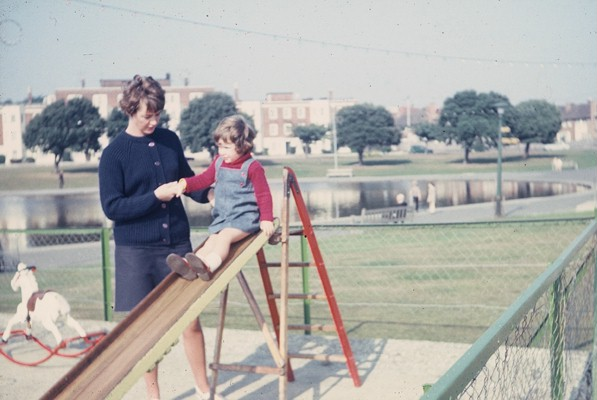 Mother and child 1970