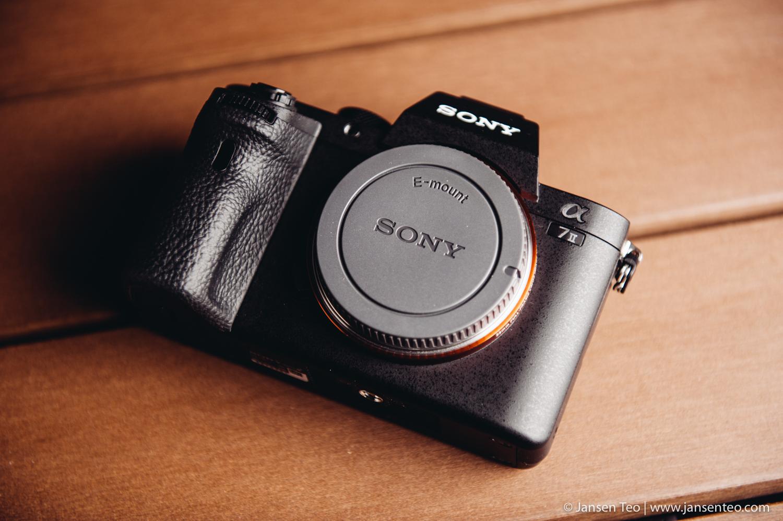 Sony A7ii Body