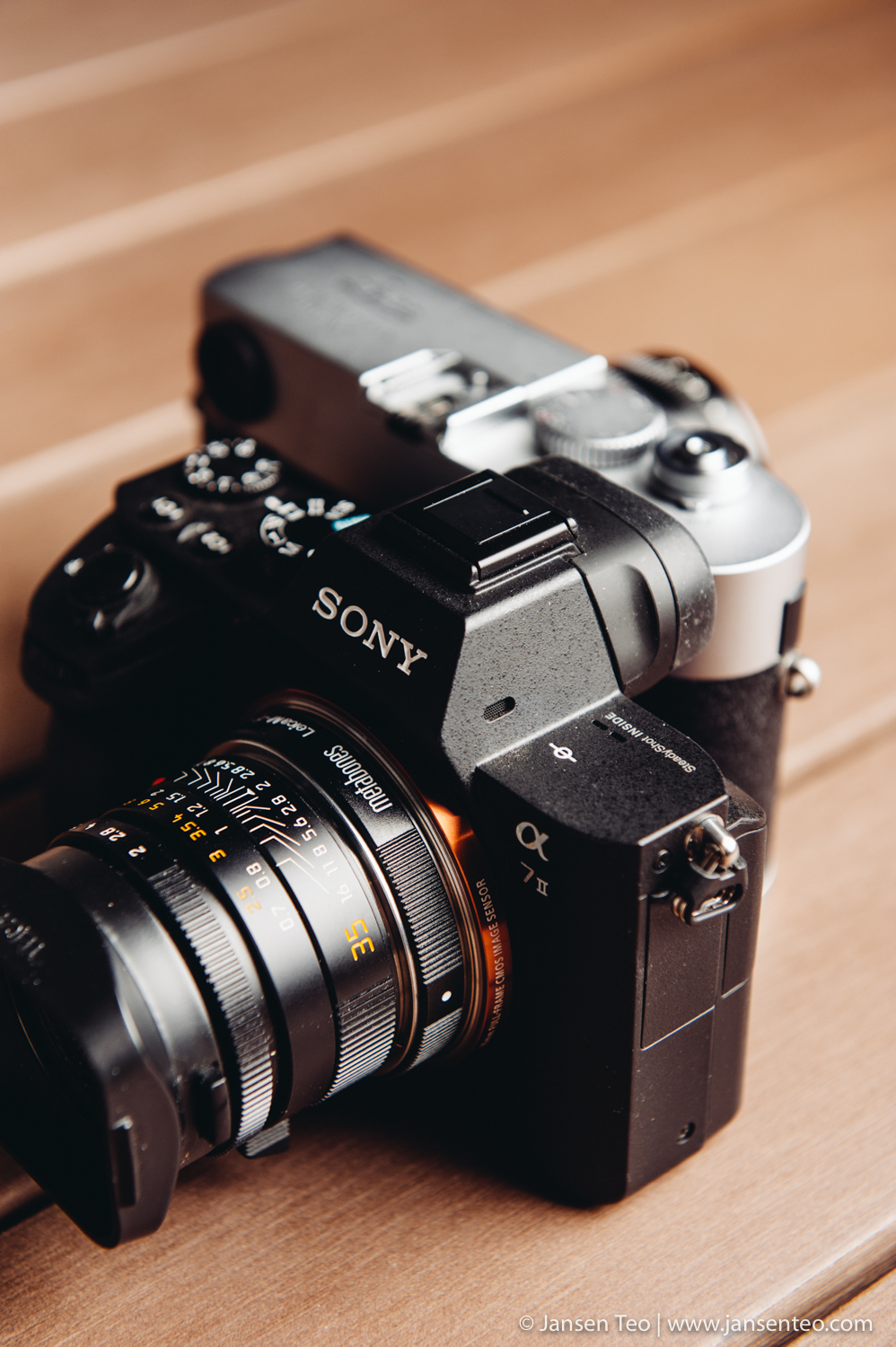 Sony A7ii and Leica M9 / M9-P Overview